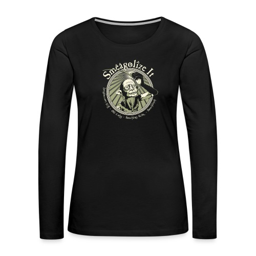 Smeagolize It! - Women's Premium Long Sleeve T-Shirt