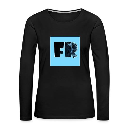 Fanthedog Robloxian - Women's Premium Long Sleeve T-Shirt