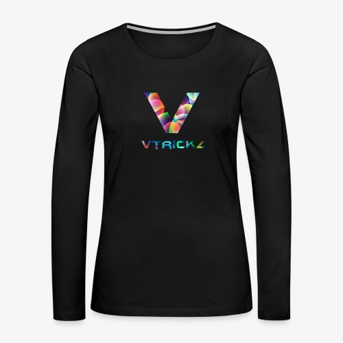 New logo - Women's Premium Long Sleeve T-Shirt
