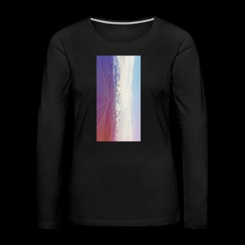 Next STEP - Women's Premium Long Sleeve T-Shirt