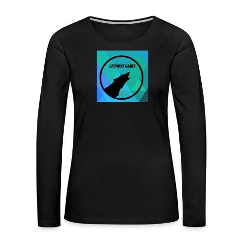 Logo TO Merch - Women's Premium Long Sleeve T-Shirt