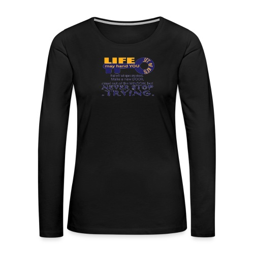 PJeans4 - Women's Premium Long Sleeve T-Shirt
