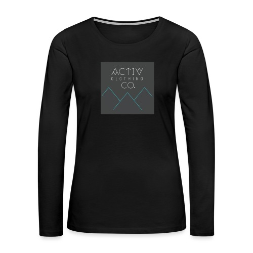 Activ Clothing - Women's Premium Long Sleeve T-Shirt
