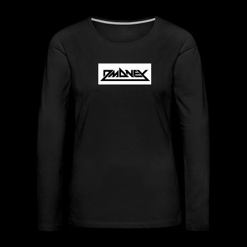 D-money merchandise - Women's Premium Long Sleeve T-Shirt