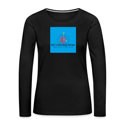 Debs Creative Design Boutique 1 - Women's Premium Long Sleeve T-Shirt