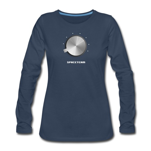Spaceteam Dial - Women's Premium Long Sleeve T-Shirt
