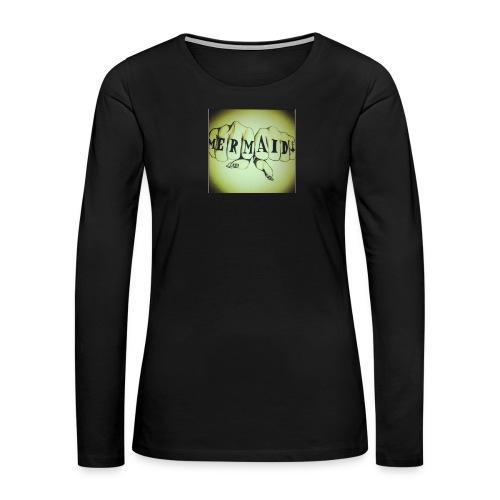 Dark Dreams - Women's Premium Long Sleeve T-Shirt