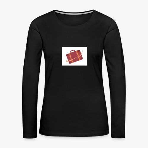 design - Women's Premium Long Sleeve T-Shirt