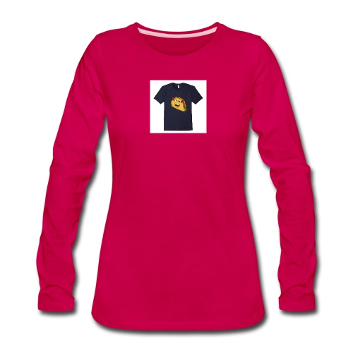evil taco merch - Women's Premium Long Sleeve T-Shirt