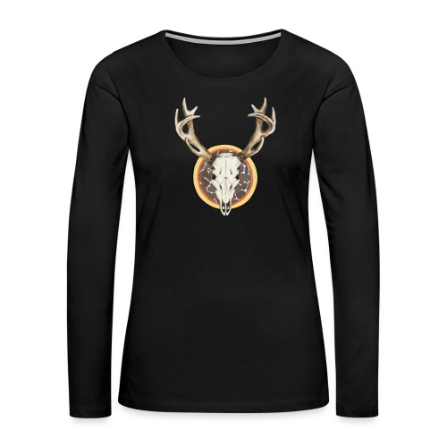 Death Dearest - Women's Premium Long Sleeve T-Shirt
