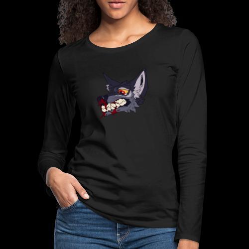 nosebleed - Women's Premium Long Sleeve T-Shirt