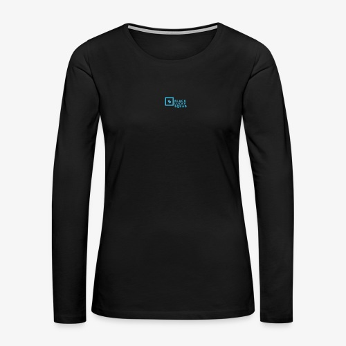 Black Luckycharms offical shop - Women's Premium Long Sleeve T-Shirt