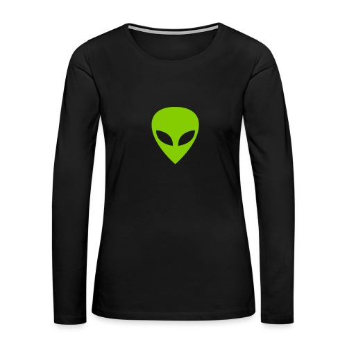 Alien - Women's Premium Long Sleeve T-Shirt