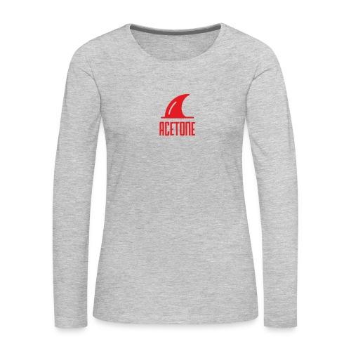 ALTERNATE_LOGO - Women's Premium Long Sleeve T-Shirt