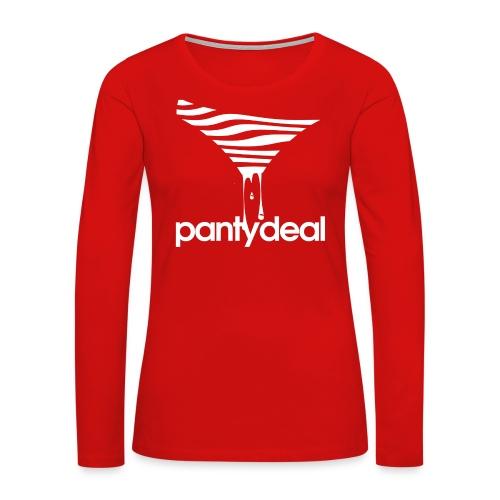 Slip Logo - Women's Premium Long Sleeve T-Shirt