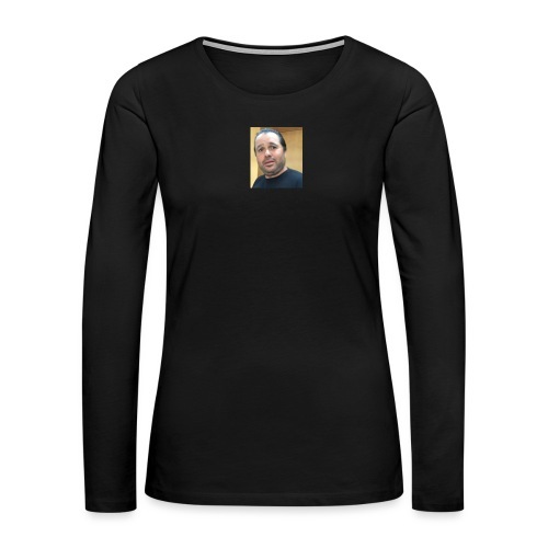 Hugh Mungus - Women's Premium Long Sleeve T-Shirt