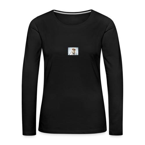 dog - Women's Premium Long Sleeve T-Shirt
