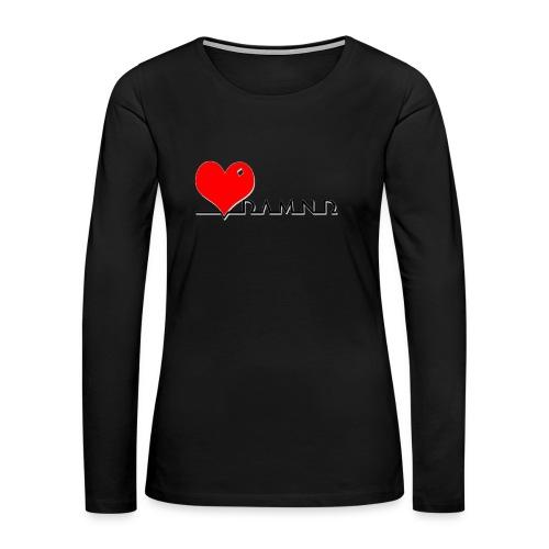 Damnd - Women's Premium Long Sleeve T-Shirt