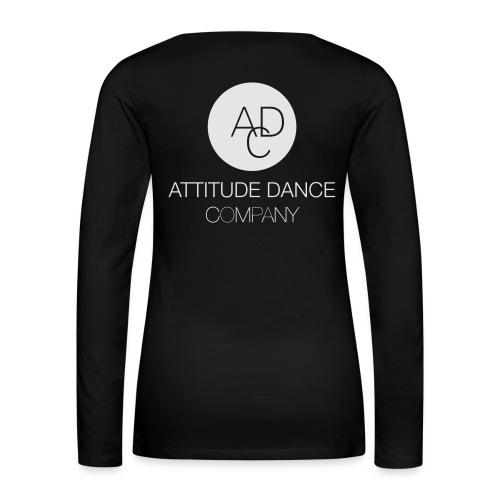 ADC Logo - Women's Premium Long Sleeve T-Shirt