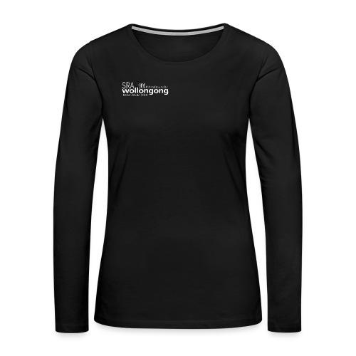 2019 SRA Logo png - Women's Premium Long Sleeve T-Shirt