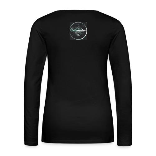 Originales Co. Blurred - Women's Premium Long Sleeve T-Shirt