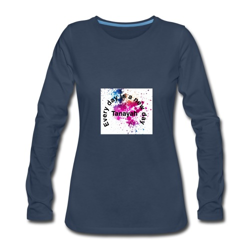 Tanayah - Women's Premium Long Sleeve T-Shirt