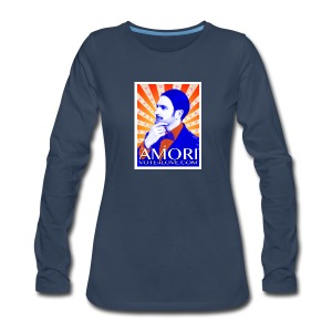 Amori_poster_1d - Women's Premium Long Sleeve T-Shirt