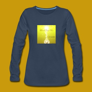 Miracle From Above - Women's Premium Long Sleeve T-Shirt
