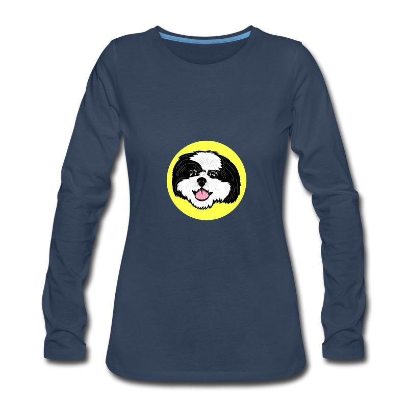 Skeeter Yellow - Women's Premium Long Sleeve T-Shirt