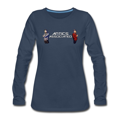 The Antics Crew - Women's Premium Long Sleeve T-Shirt