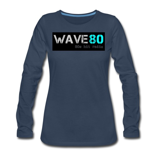 Main Logo - Women's Premium Long Sleeve T-Shirt