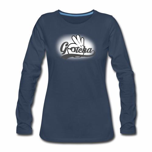 Gotcha - Women's Premium Long Sleeve T-Shirt