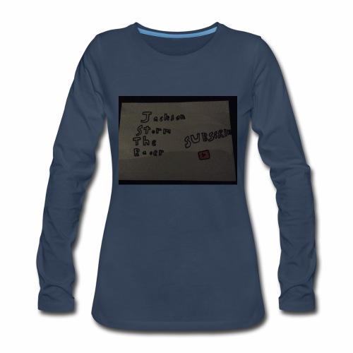 stormers merch - Women's Premium Long Sleeve T-Shirt