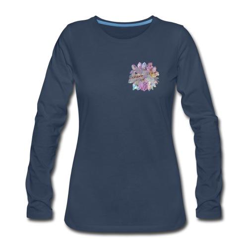 CrystalMerch - Women's Premium Long Sleeve T-Shirt