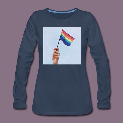 lgbt - Women's Premium Long Sleeve T-Shirt