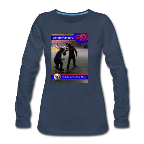 Basketball merch - Women's Premium Long Sleeve T-Shirt