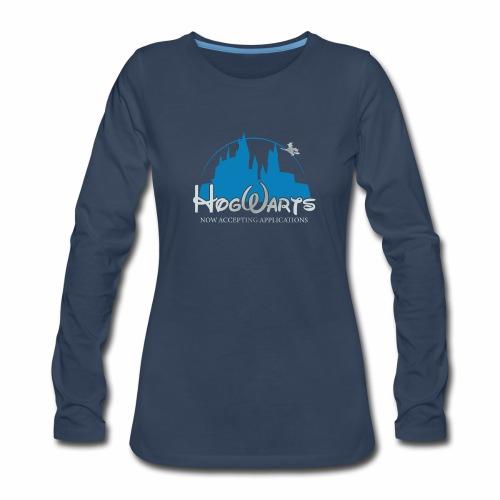 Castle Mashup - Women's Premium Long Sleeve T-Shirt