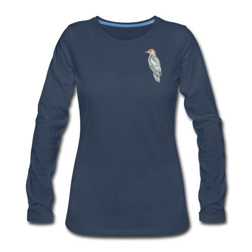 Bird - Women's Premium Long Sleeve T-Shirt
