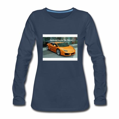 The jackson merch - Women's Premium Long Sleeve T-Shirt