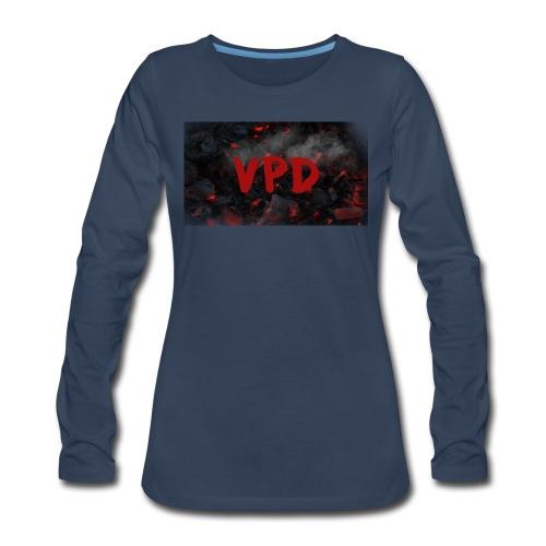 VPD Smoke - Women's Premium Long Sleeve T-Shirt