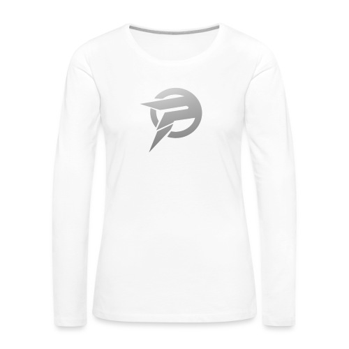 2dlogopath - Women's Premium Long Sleeve T-Shirt