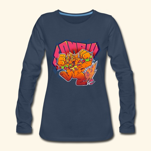 - Stomp Stomp Stomp - - Women's Premium Long Sleeve T-Shirt