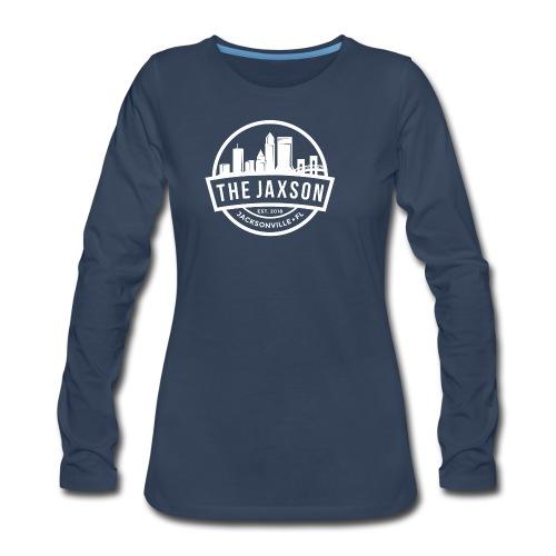 The Jaxson Light - Women's Premium Long Sleeve T-Shirt