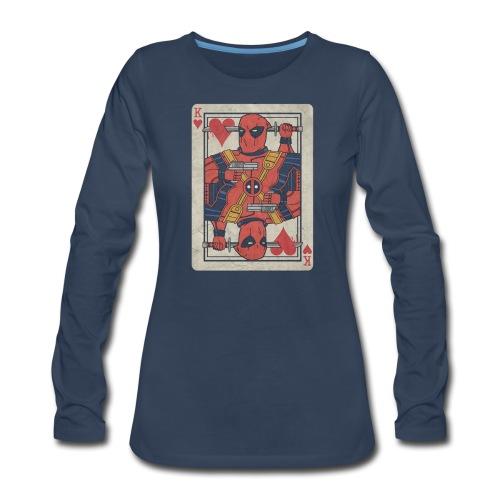 Dp Fanmade Shirt - Women's Premium Long Sleeve T-Shirt