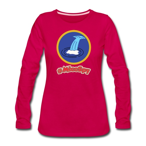 Jungle Cruise Explorer Badge - Women's Premium Long Sleeve T-Shirt