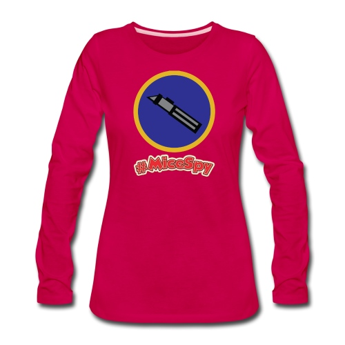 Star Wars Launch Bay Explorer Badge - Women's Premium Long Sleeve T-Shirt