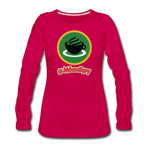 Market House Explorer Badge - Women's Premium Long Sleeve T-Shirt