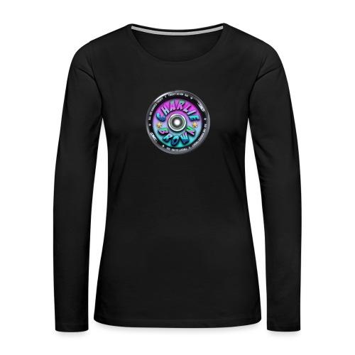 Charlie Brown Logo - Women's Premium Long Sleeve T-Shirt