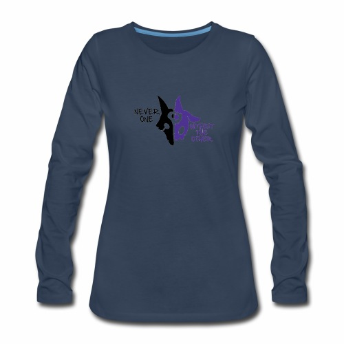 Kindred's design - Women's Premium Long Sleeve T-Shirt