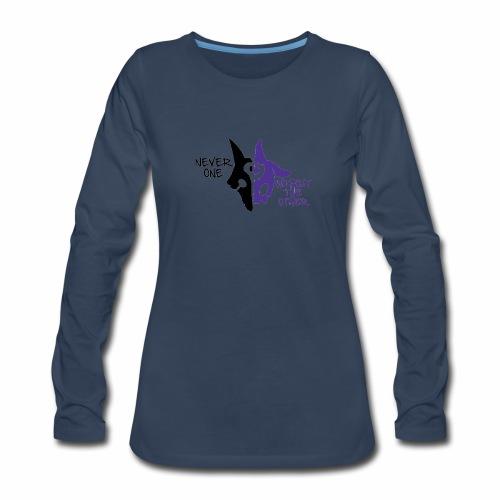 Kindred's design - Women's Premium Long Sleeve T-Shirt